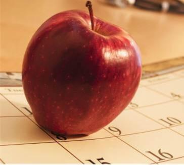 aeblekalender