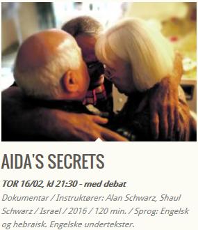 AIDAS SECRETS