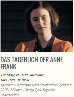 DAS TAGEBUCH ANNE FRANK