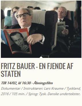 FRITZ BAUER-EN FJENDE AF STATEN