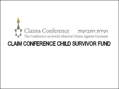Logo Claim Conference Childsurvivor Fund