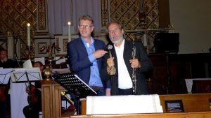 Martin Krasnik og Henrik Goldschmidt