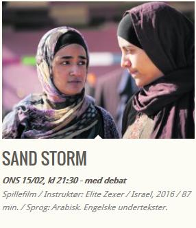 SAND-STORM
