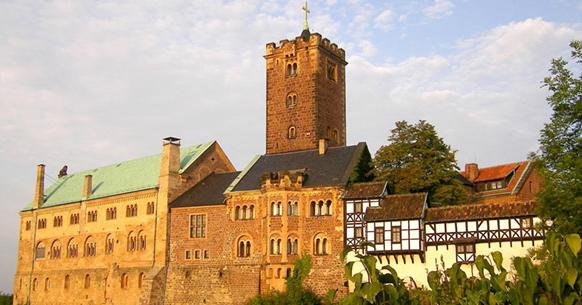 Jødisk kulturrejse til Bayern og Thüringen og jødisk festival i Weimar